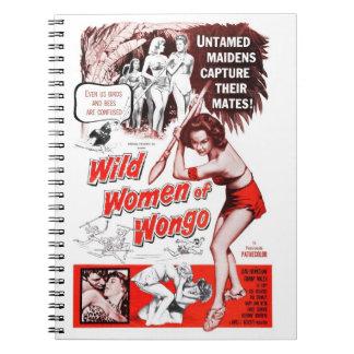 """Wild Women of Wongo"" Notebook"