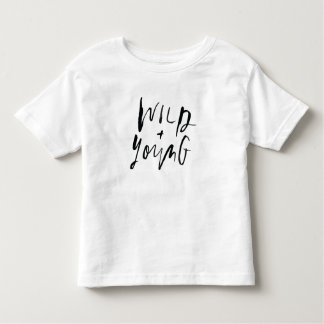 Wild + Young Baby/Toddler Shirt