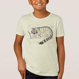 Wildcat Drawing apparel T-Shirt