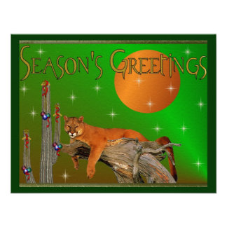 Wildcat Greetings Personalized Announcements