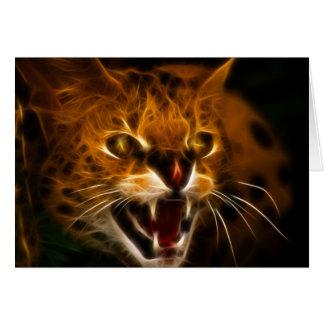 Wildcat Note Card