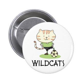Wildcats Buttons
