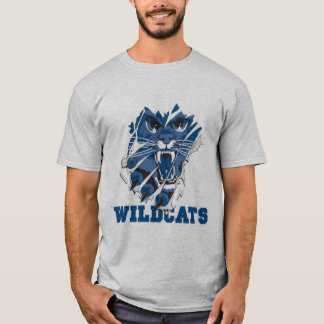 Wildcats Breaking The Weak T-Shirt