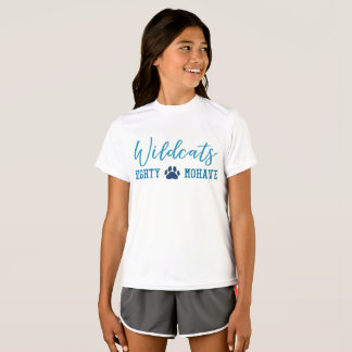 Wildcats | Mighty Mohave - Youth sport-tek tshirt