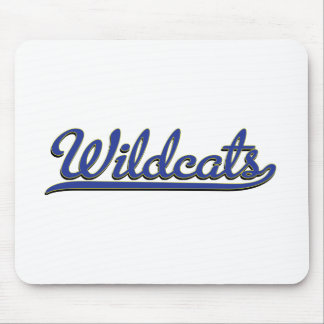 wildcats mouse pad