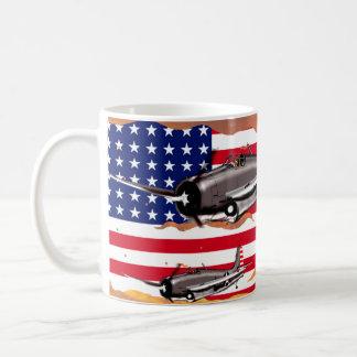 Wildcats of 1942 basic white mug