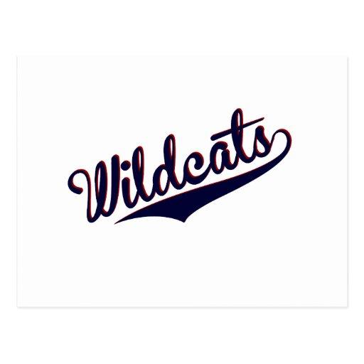 Wildcats Postcards