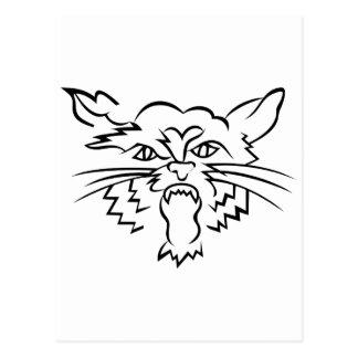 Wildcats Postcard