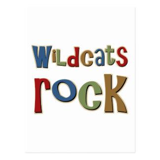 Wildcats Rock Postcard