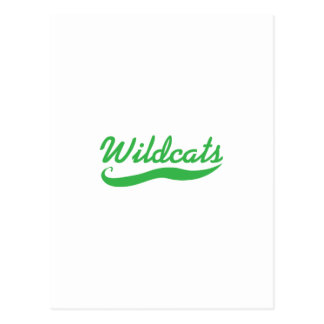 WILDCATS TEAM POST CARDS