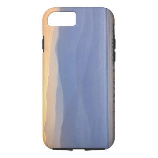 Wildebeest during migration, Connochaetes iPhone 8/7 Case