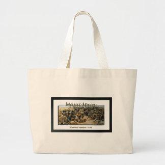 Wildebeest / gnu migration wildlife safari bags