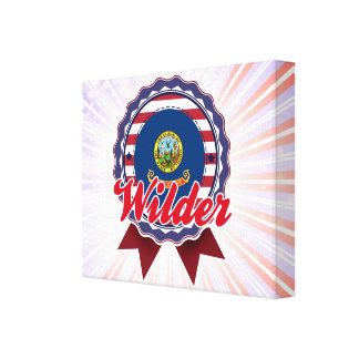 Wilder ID Gallery Wrapped Canvas