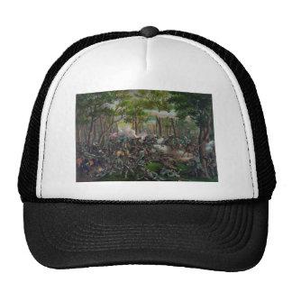 Wilderness Battle Trucker Hats
