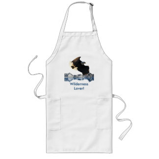 WILDERNESS EAGLE Collection Long Apron