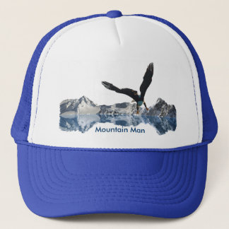 WILDERNESS EAGLE Collection Trucker Hat