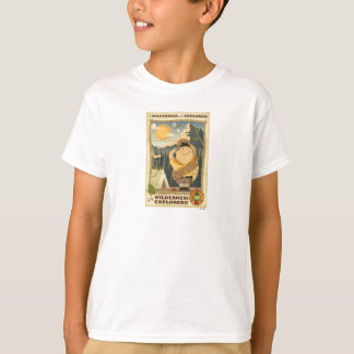 Wilderness Explorers with Russell - Disney Pixar T-Shirt