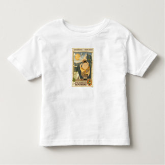 Wilderness Explorers with Russell - Disney Pixar Toddler T-Shirt