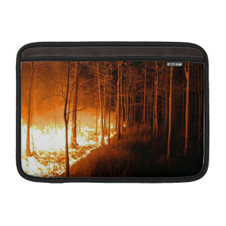 Wildfire Blaze Sleeve For MacBook Air