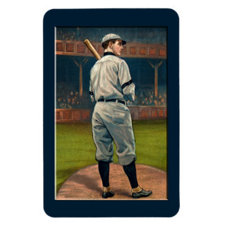 Wildfire Schulte, Chicago Cubs, 1911 Rectangular Photo Magnet