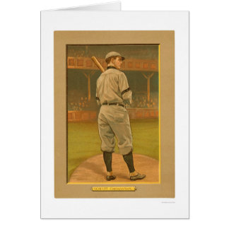 Wildfire Schulte Cubs Baseball 1911 Card