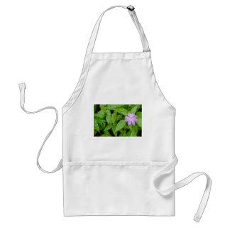 wildflower after rain standard apron