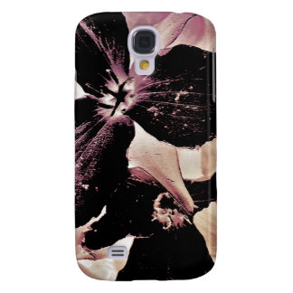 Wildflower Art Floral Samsung Galaxy S4 Cover
