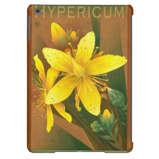 Wildflower Botanicals: St. John's Wort iPad Air Cover
