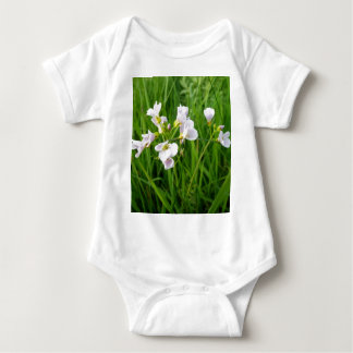 Wildflower delight baby bodysuit