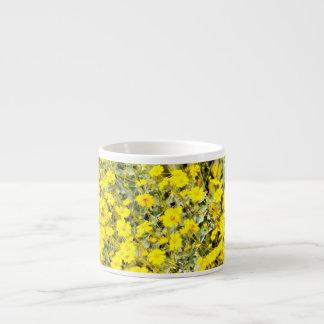 Wildflower Espresso Mug