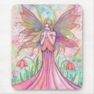 Wildflower Fairy Mousepad