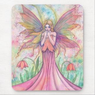 Wildflower Fairy Mousepad
