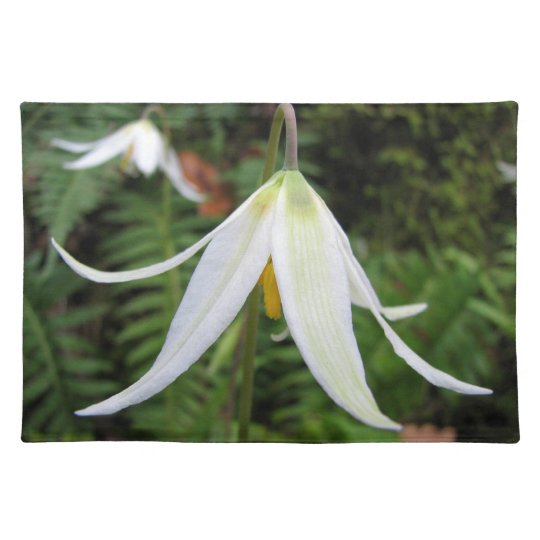 Wildflower - Fawn Lily Placemat