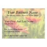 Wildflower Field - Gaillardia Large Business Cards (Pack Of 100)