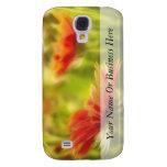 Wildflower Field - Gaillardia Galaxy S4 Case