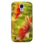 Wildflower Field - Gaillardia Galaxy S4 Cases