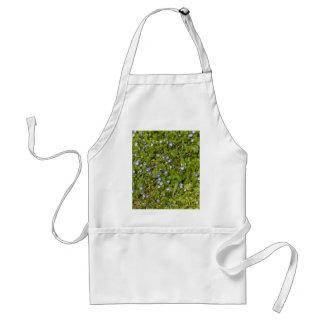 wildflower in the meadow standard apron