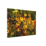 Wildflower Wrapped Canvas Canvas Prints