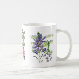 Wildflowers 1 coffee mug
