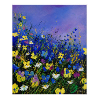 wildflowers 560908 poster