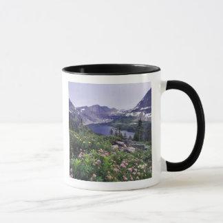 Wildflowers and Hidden Lake, Shrubby Mug
