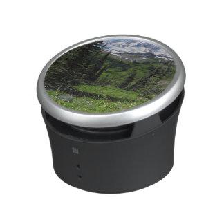 Wildflowers at Mount Rainier Bluetooth Speaker