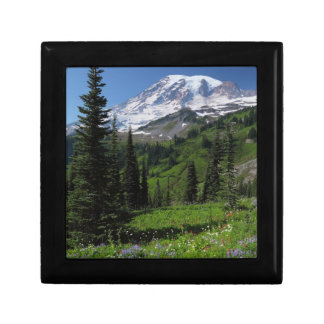 Wildflowers at Mount Rainier Gift Box