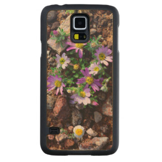 Wildflowers Carved Maple Galaxy S5 Case