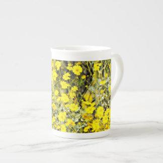 """""""Wildflowers"""" China Coffee/Tea Mug/Cup Tea Cup"""