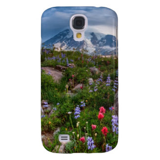 Wildflowers Galaxy S4 Case