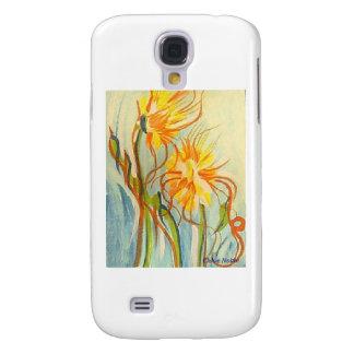 Wildflowers Galaxy S4 Case