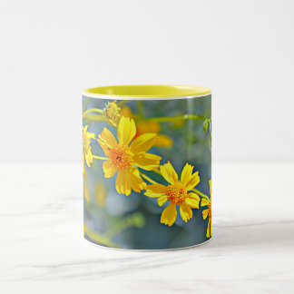 Wildflowers Impressionist Coffee Mug