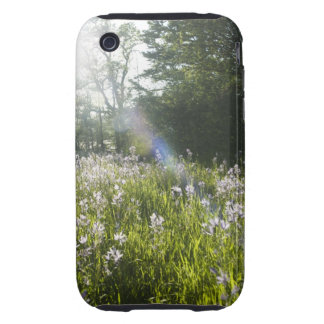 Wildflowers in field iPhone 3 tough cases