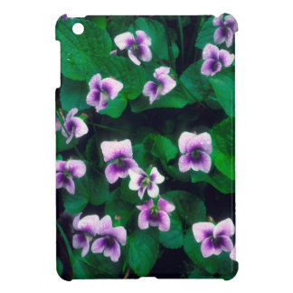 Wildflowers in the forest case for the iPad mini